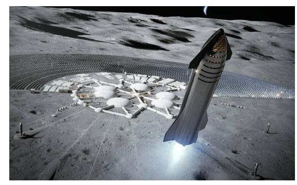 SpaceX运载火箭Starship怎么取代航天...
