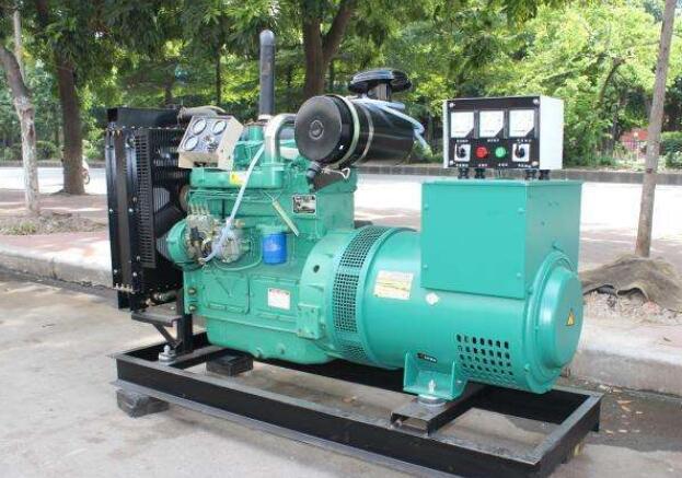 柴油发电机的故障现象及检查