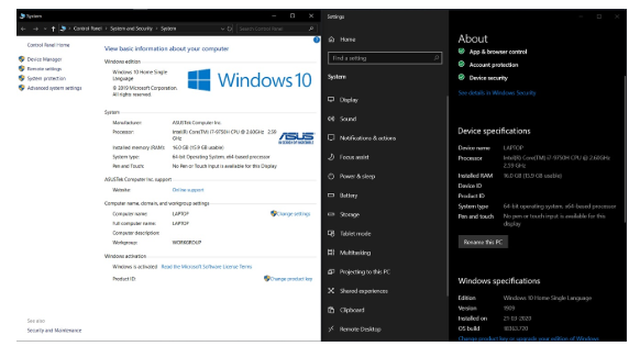 微軟計劃隱藏Windows 10傳統的控制面板