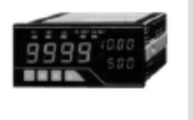 EP500系列四位多参数微电脑数显控制器的数据手册免费下载