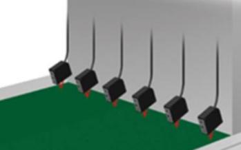 激光測距傳(chuan)感器在生產發展中發揮著重要作用