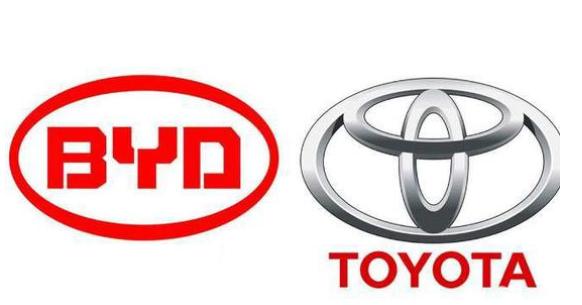 比亚迪丰田电动车科技有限公司双方各持股一半