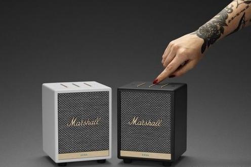 Marshall发布了一款名叫Uxbridge的智能音箱产品