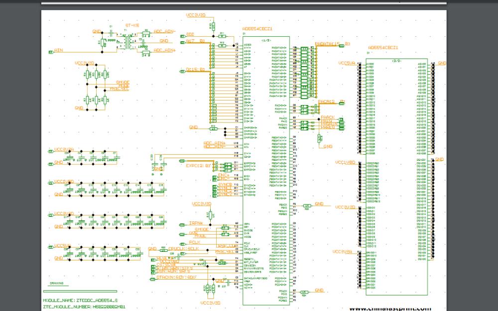 数模混合板的PCB设计教程详细说明