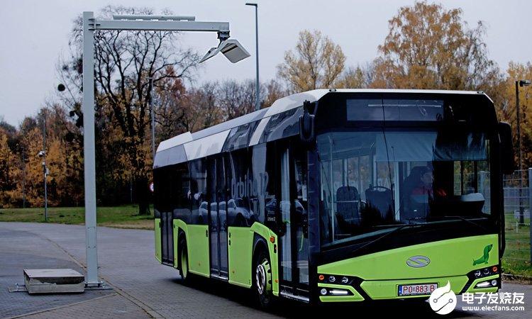巴士驾驶员辅助系统减轻工作负担