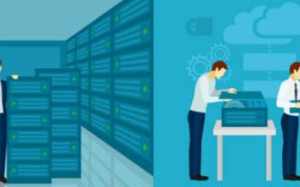 2020年云计算和边缘服务器市场的5种技术的发展趋势分析