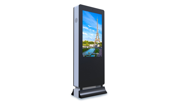 智慧校園戶外液晶廣告機信息發布系統解決方案