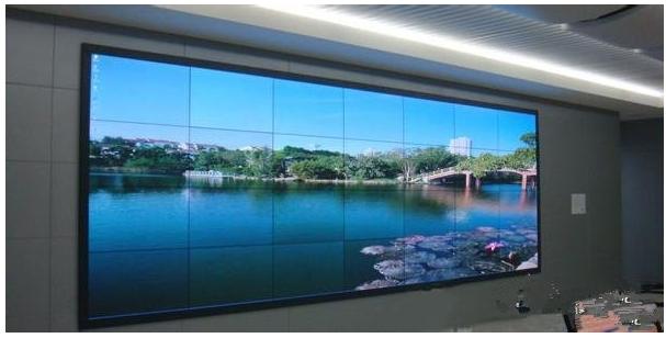 大屏拼接與邊緣融合大屏顯示兩項技術有什么不一樣