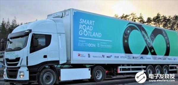 瑞典一條具有無線充電功能的公路完成測試 可實現邊走邊充電
