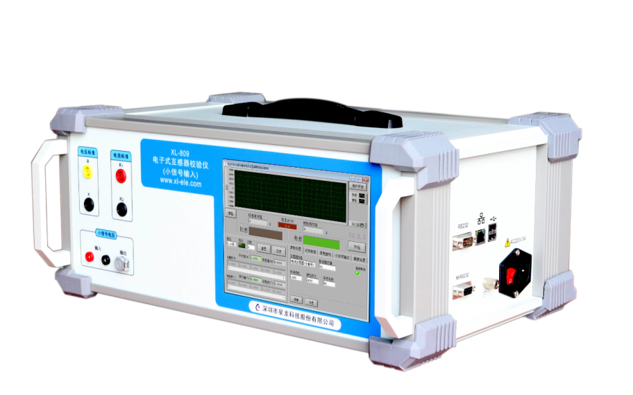 XL-809电子式互感器校验仪的使用说明书