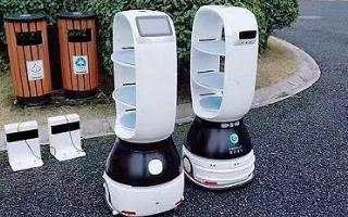 机器人助力复工复产,市场增长呈现独特趋势