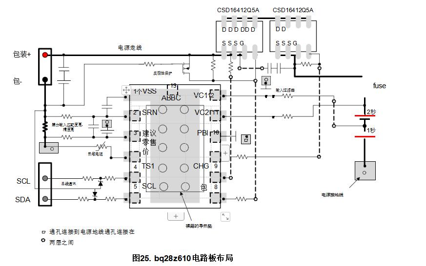 BQ28Z610的中文数据手册免费下载