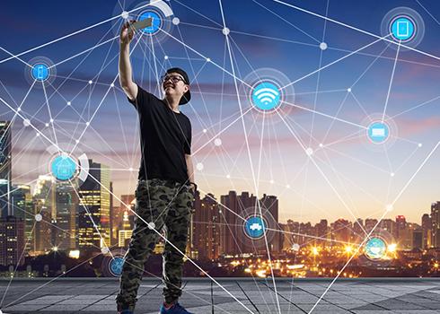 人工智能+5G正在成为新的发展潮流