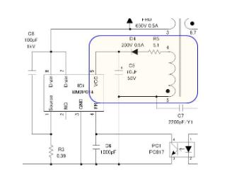 电源IC的Vcc电压如何理解