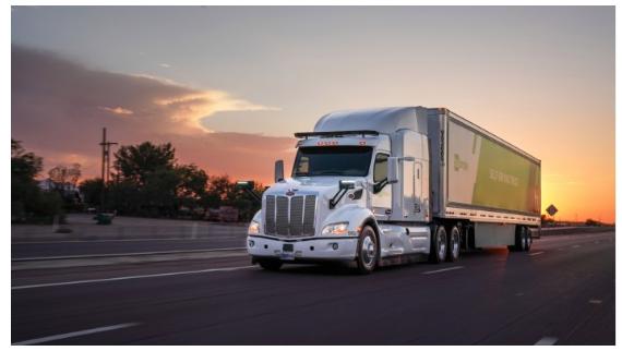 TuSimple携手供应商ZF以商业规模开发自动驾驶卡车技术