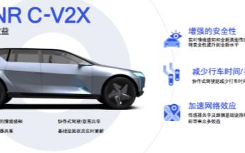 徐晧:5G支持的C-V2X技术性能提升,实现优化系统设计及算法