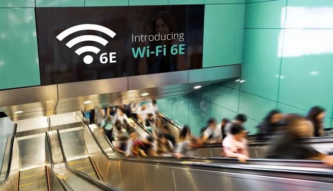 FCC对WiFi 6E设备所需的6GHz白牌频段进行投票