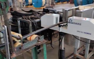 单向测径仪实现外径测量自动化,同时兼具控制功能