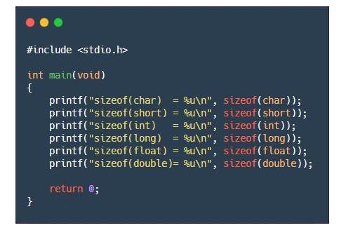 C语言的sizeof操作符基础和经典问题