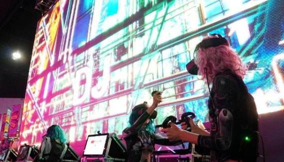 3D VR娱乐社交平台即将进入中国市场