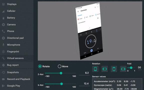 Android模擬器Emulator 30.0.5穩定版的更新內容