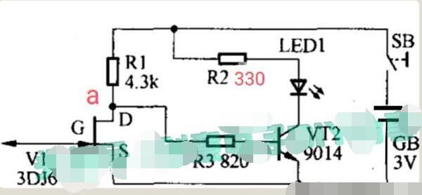 自制漏电感用什么三极管