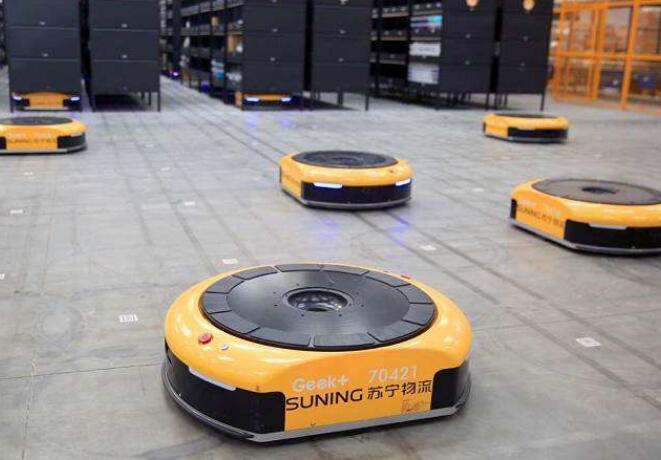 物流机器人的类型_物流机器人的组成
