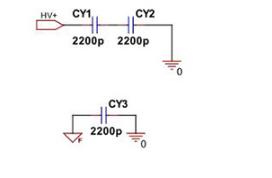 關于EMI對策和輸出噪聲對策用的部件選型