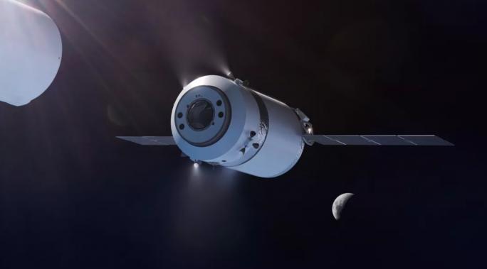 NASA选定SpaceX为Artemis指定货运...