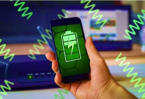 将太赫兹波转化为直流电实现为手机充电