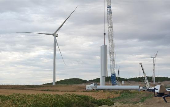 欧洲96%的风机和零部件制造厂正常运营