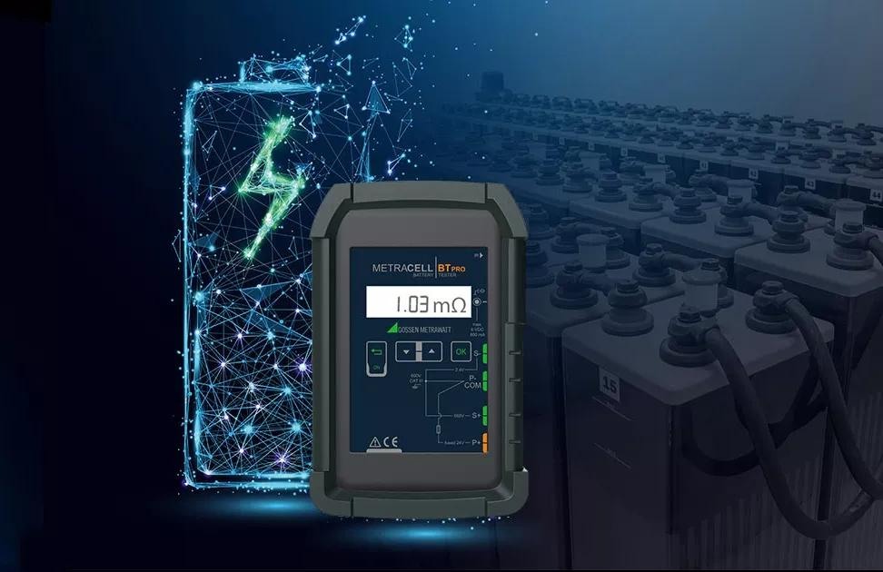 新一代电而且池测试设备METRACELL BT PR...