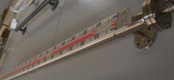 磁翻板液位计的常见故障分析