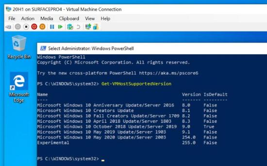 Windows 10的下个功能更新May 2020将发布