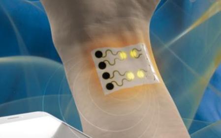 高灵敏可穿戴气体传感器可用于人体健康与环境监测