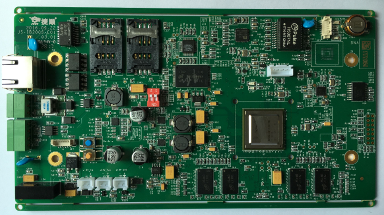 PCBA电源短路分析方法