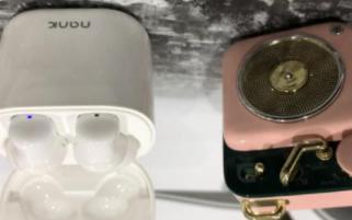 Nank南卡A1真无线耳机性能评测,具有主动降噪技术黑科技