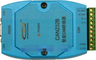 运用CAN232B转换器实现RS232/CAN网络的数据大香蕉网站转换