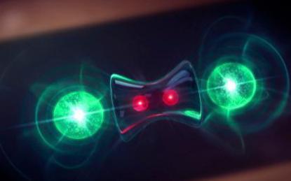 科学家利用纠缠光子,成功实现量子成像技术