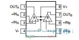 NE5532N引脚功能_NE5532N典型应用电路