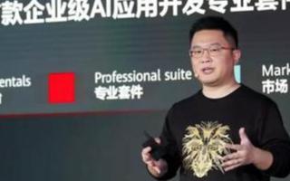 华为云ModelArts Pro开发套件推出,全...