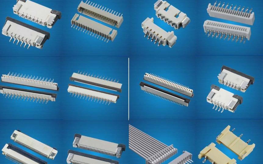 几种在测量和测试应用中常用的连接器介绍