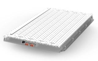 比亚迪刀片电池的电芯内部实现无模组设计,性能提升大约9%