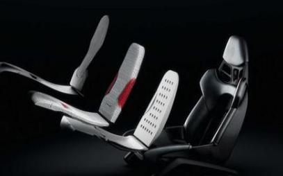 保时捷利用3D打印技术开发新型桶式座椅