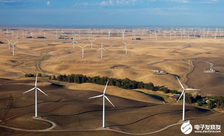 土耳其2019年新增687兆瓦风电场装机容量 未来将逐步扩大其风电能力