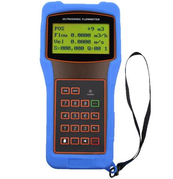 超声波流量计在油田污水计量中的应用