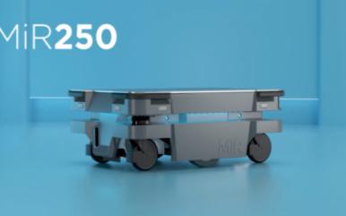自主移动机器人的智能化表现在哪些方面