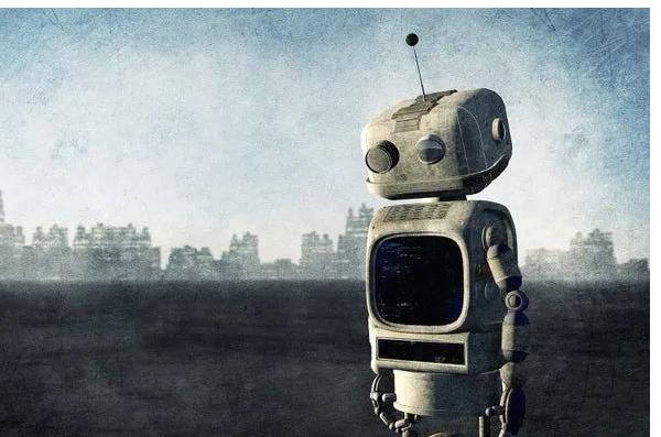 机器人展现出脆弱的一面后会有什么变化