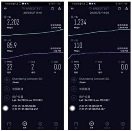 河南联通携手华为开通了首个5G 200MHz数字化室分系统