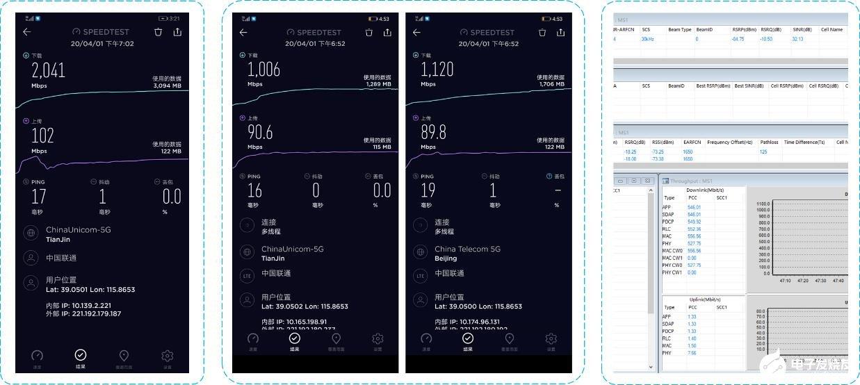 河北联通携手华为打造出了极致的5G精品网络